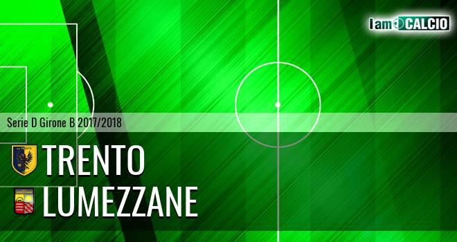Trento - Lumezzane