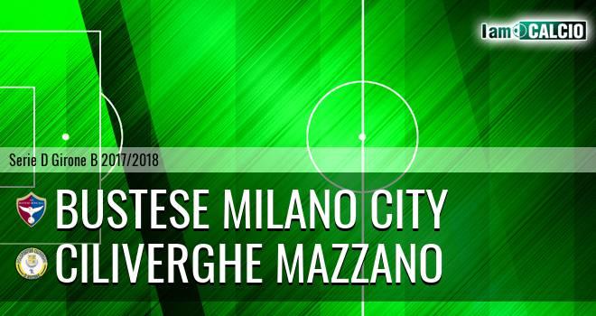 Milano City - Ciliverghe Mazzano