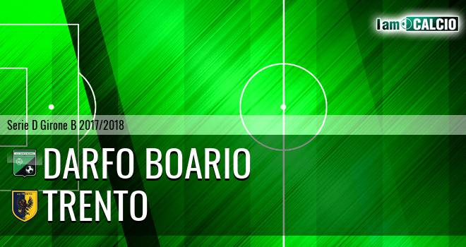 Darfo Boario - Trento