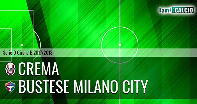 Crema - Milano City