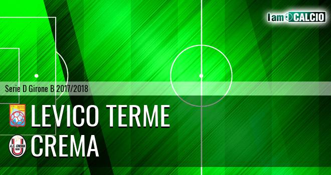 Levico Terme - Crema