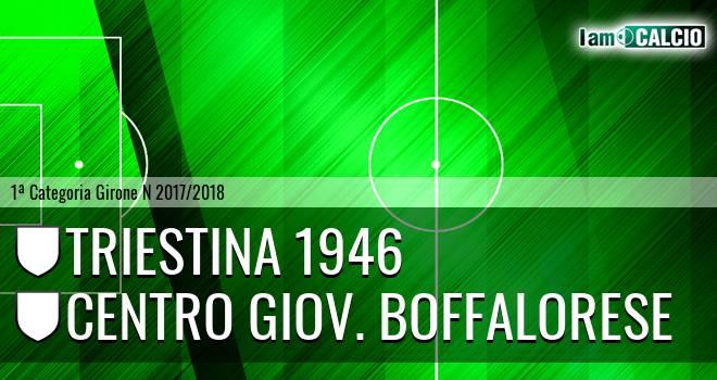 Triestina 1946 - Centro giov. Boffalorese