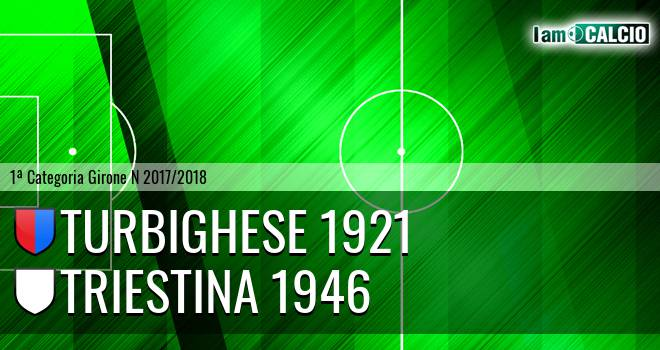 Turbighese 1921 - Triestina 1946