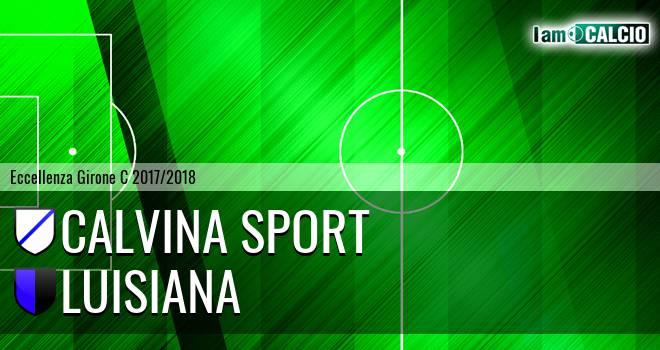 Calvina Sport - Luisiana