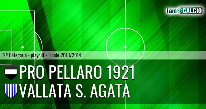Pro Pellaro 1919 - Vallata S. Agata