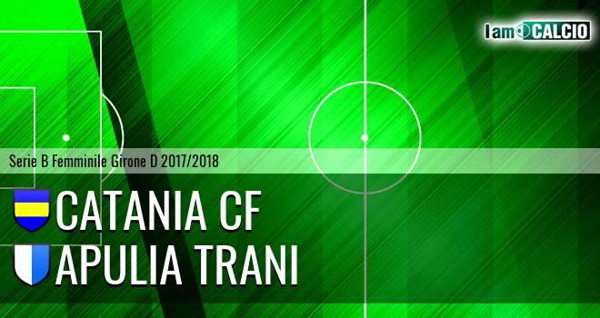 Catania CF - Apulia Trani