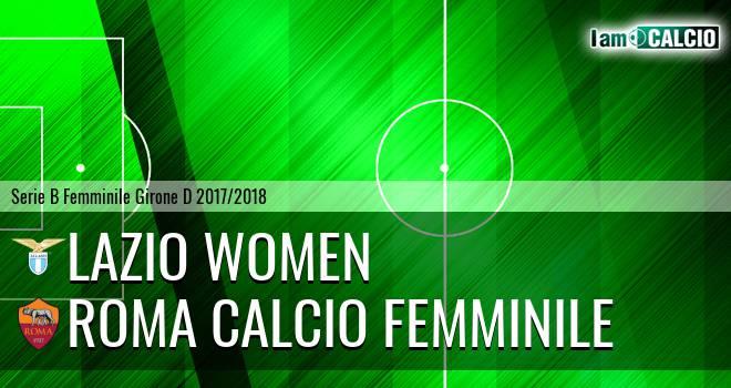 Lazio Women - Roma Calcio Femminile