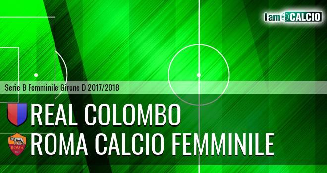 Real Colombo - Roma Calcio Femminile