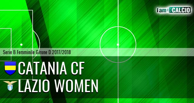 Catania CF - Lazio Women