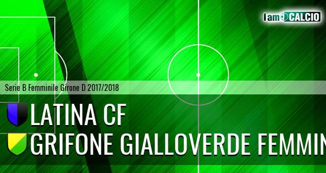 Latina CF - Grifone Gialloverde Femminile