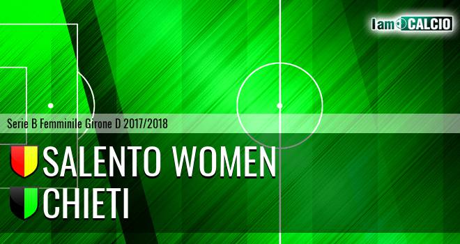 Salento Women - Chieti