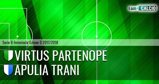Virtus Partenope - Apulia Trani