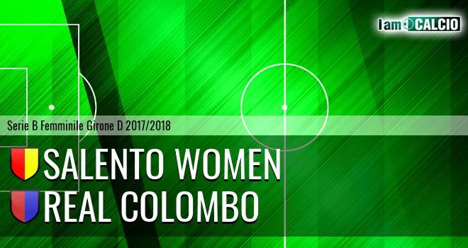 Salento Women - Real Colombo