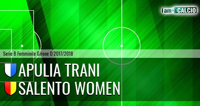 Apulia Trani - Salento Women