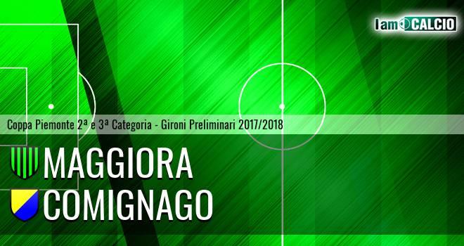 Maggiora - Comignago