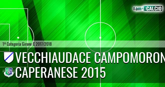 Vecchiaudace Campomorone - Caperanese 2015