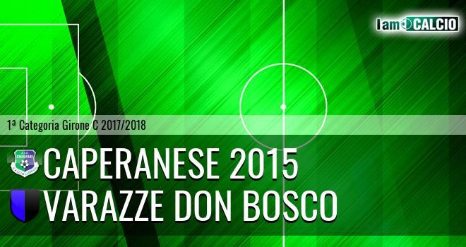 Caperanese 2015 - Varazze Don Bosco