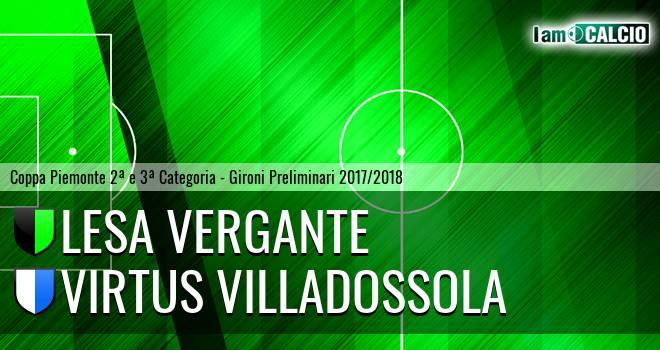Lesa Vergante - Virtus Villadossola