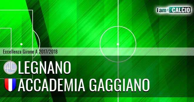 Legnano - Accademia Gaggiano