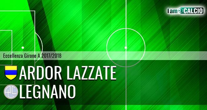 Ardor Lazzate - Legnano