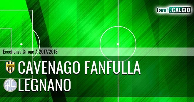 Fanfulla - Legnano