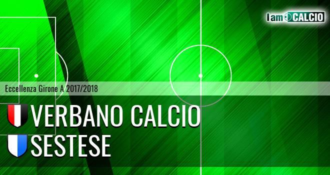 Verbano Calcio - Sestese