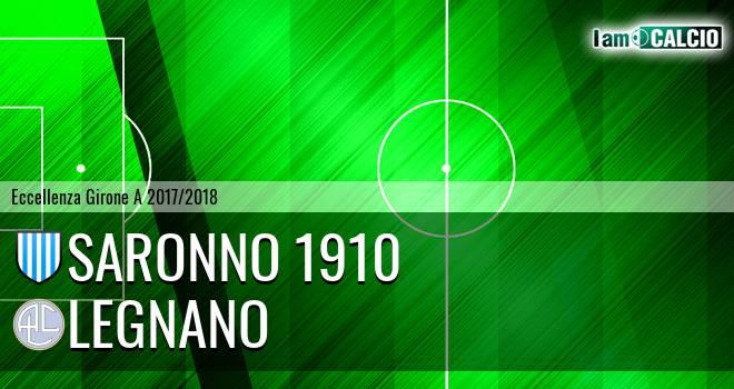 Saronno 1910 - Legnano