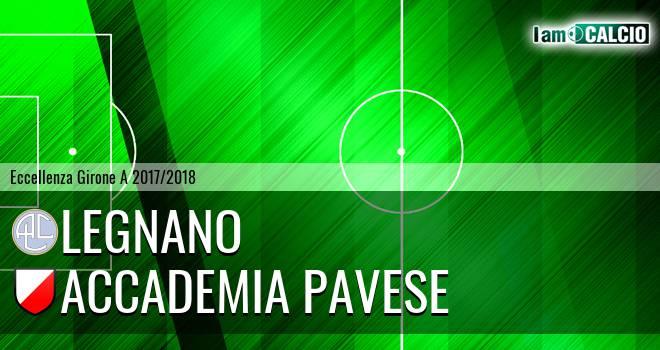 Legnano - Accademia Pavese