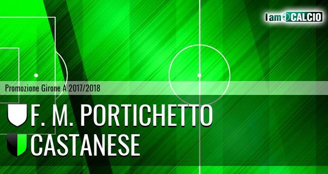 F. M. Portichetto - Castanese