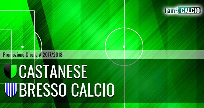 Castanese - Bresso Calcio