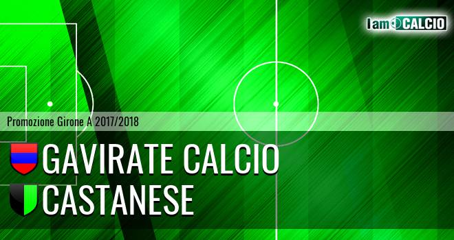 Gavirate calcio - Castanese