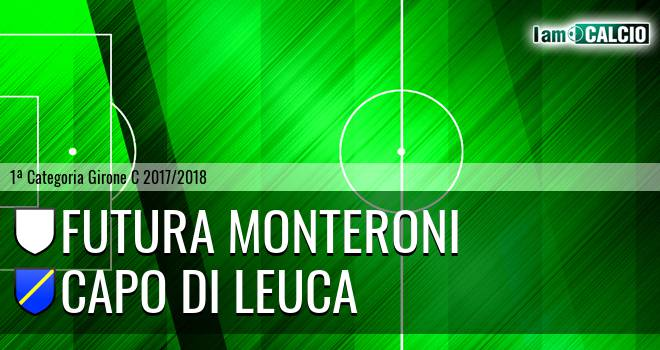 Futura Monteroni - Capo di Leuca