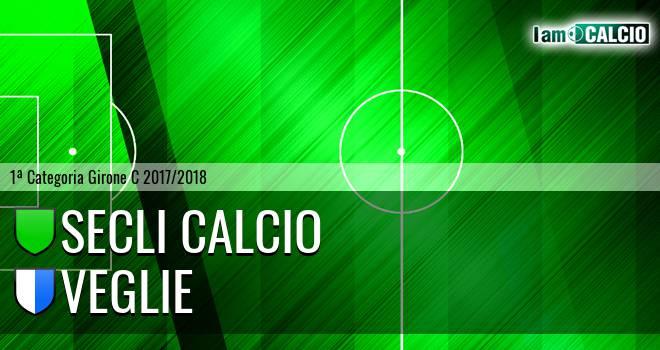 Secli Calcio - Veglie