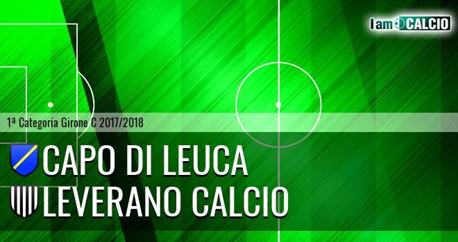 Capo di Leuca - Leverano Calcio