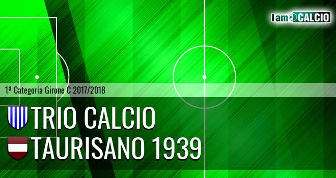 Trio Calcio - Taurisano 1939