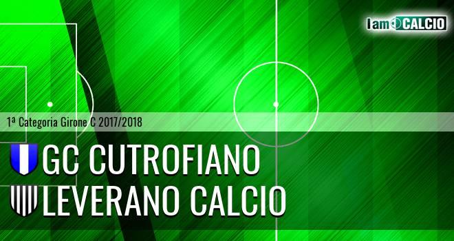 GC Cutrofiano - Leverano Calcio