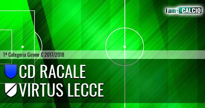 Città Di Racale - Virtus Lecce