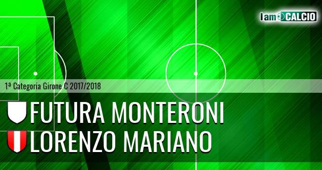 Futura Monteroni - De Cagna 2010