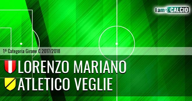 Lorenzo Mariano - Atletico Veglie