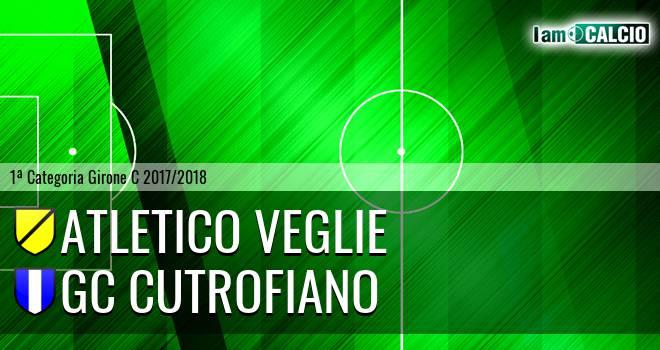 Atletico Veglie - GC Cutrofiano