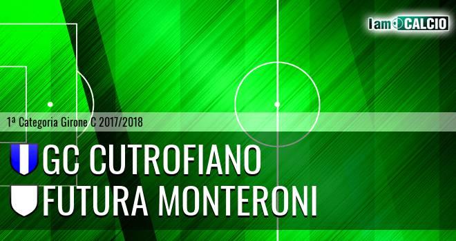 GC Cutrofiano - Futura Monteroni