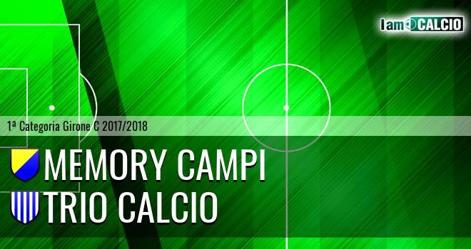 Memory Campi - Trio Calcio