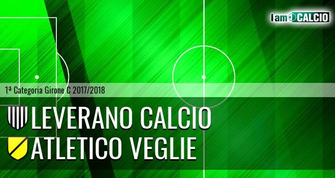 Leverano Calcio - Atletico Veglie