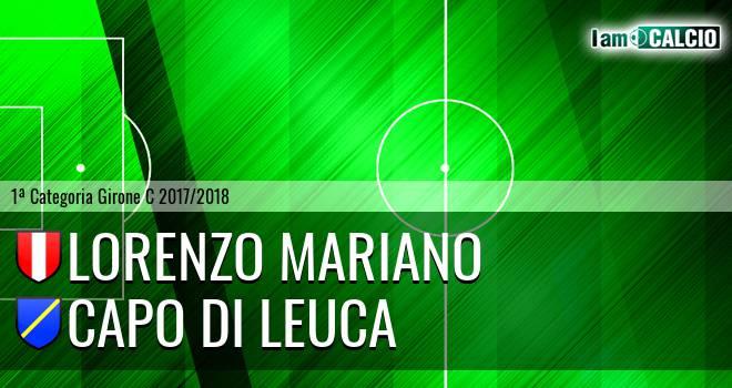 De Cagna 2010 - Capo di Leuca