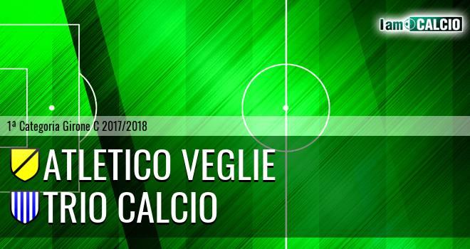 Atletico Veglie - Trio Calcio