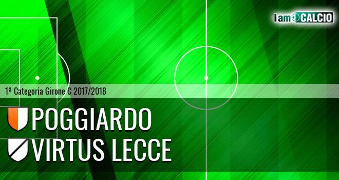 Poggiardo - Virtus Lecce