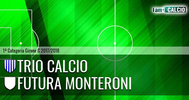 Trio Calcio - Futura Monteroni