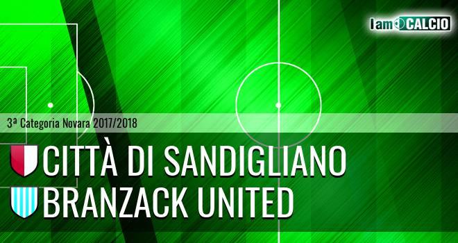 Città di Sandigliano - Branzack United