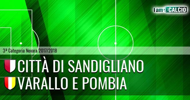 Città di Sandigliano - Varallo E Pombia