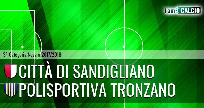 Città di Sandigliano - Polisportiva Tronzano